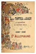 Dallemagne HenryRen Les Cartes A Jouer du XIV au