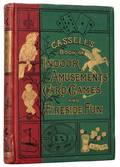 Cassells Book of InDoor Amusements Card Games and