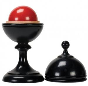 Ball Vase Los Angeles Floyd Thayer ca 1930