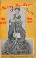 Houdini Harry Mein Training Und Meine Tricks Berlin
