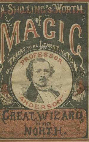 Anderson JH The Fashionable Science of Parlor Magic