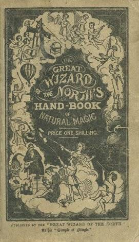 Great Wizard of the Norths Handbook of Natural Magic