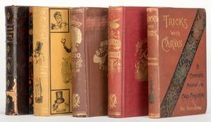 Miscellaneous Group of Five Nineteenth Century Books
