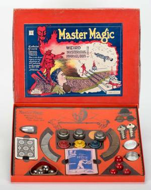 Sherms Master Magic Set MM1 Bridgeport Sherms ca