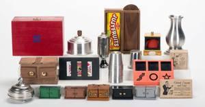 Miniatures Huge Collection of Miniature Magic Tricks