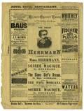 Herrmann Alexander Alexander Herrmann Program For an