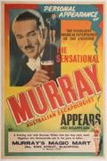Murray The Sensational Murray Australian Escapologist
