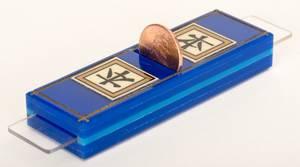 Coin Penetration Holland Eddy Taytelbaum ca 1970 A