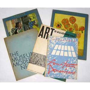 Art architecture and design books seventythree reference books catalogues and brochures including art and life in new guinea by raymond firth 1936 and various books featuring picasso dali v