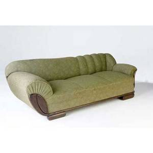 Realized Price For German Art Deco Chaise Lounge