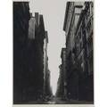 Rudy burckhardt american 19141999 untitled manhattan street c 1945 gelatin silver print framed signed provenance private collection pennsylvania 13 38 x 10 56 sight
