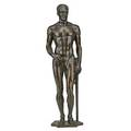 Malvina hoffman american 18851966 caucasian from races of mankind 1931 bronze signed c malvina hoffmanfield museum chicago 1931 with foundry mark alexis rudier  fondeur paris 27 1