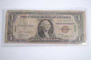 1935 1 Silver Certificate Hawaii