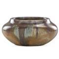 Fred robertson 1869  1952 fhr los angeles small glazed stoneware bowl crystalline glaze los angeles ca ca 1920 stamped fhr los angeles 3 x 6