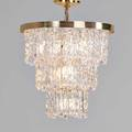 Italian contemporary lucite and brass chandelier italy ca 1990s unmarked fixture 17 x 17 12 dia