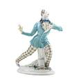 Meissen porcelain tanzer male dancer germany early 20th c 9 12 x 9 x 3