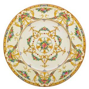 Royal worcester porcelain plates set of eleven vine and floral design royal worcester england early 20th c marked made in england 10 14 dia