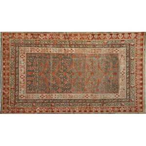 Khotan oriental rug turkey 20th c 68 x 96