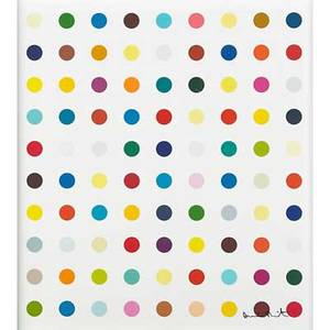 Damien hirst british b 1965 opium 2000 lambda on gloss fuji framed signed from an edition of 500 19 x 17 sheet provenance eyestorm london private collection new york