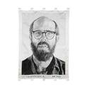 Chuck close american b 1940 self portrait 1993 screenprinted tapestry signed dated and numbered 26150 50 x 36 34 publisher the artist and ad new york provenance private collection