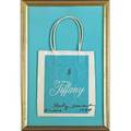 Andy warhol american 19281987 untitled tiffany shopping bag 1984 ink on tiffany shopping bag framed signed dated and inscribed xmas 14 12 x 8 14 provenance private collection pen