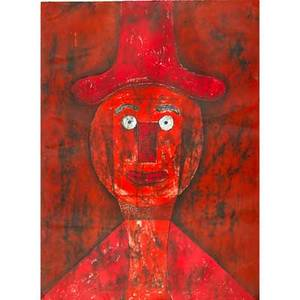 Rufino tamayo mexican 18991991 cabeza roja ca 1970 lithograph in colors framed signed and numbered 58100 29 x 21 12 sheet provenance private collection pennsylvania