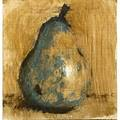 Robert kulicke american 19242007 five works of art untitled pear 1965 mixed media on graph paper framed signed and dated 8 x 7 sheet untitled 1968 four soft ground etchings and aq