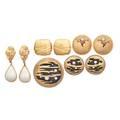 Artisanal gold jewelry incl w boin  p daunis