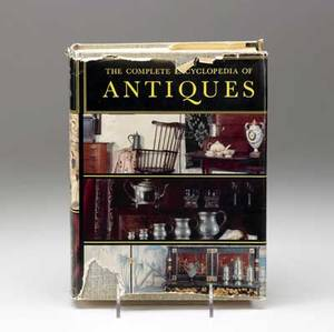 General antique and reference books fiftyfour books together with an assortment of auction catalogues and pamphlets the complete encyclopedia of antiques yesterdays toys britains toy soldie