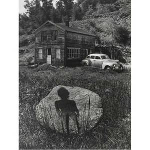 Jerry n uelsmann american b 1934 portfolio 19591971 portfolio of 9 gelatin silver prints print 1 missing signed titled dated and numbered artist proof 15 from an edition of 25 various s