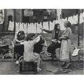 Walter rosenblum american 19192000 women with carriage pitt street new york 1938 gelatin silver print printed later signed dated and titled 10 78 x 13 78 sheet