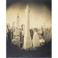 Irving underhill american 18721960 60 wall tower 1932 gelatin silver print printed ca 1932 signed titled and dated in negative 13 38 x 10 12 sheet