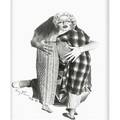 Cindy sherman american b 1954 untitled mother embracing children 197689 gelatin silver print framed signed dated and numbered 181200 10 x 8 sheet provenance private collection ne