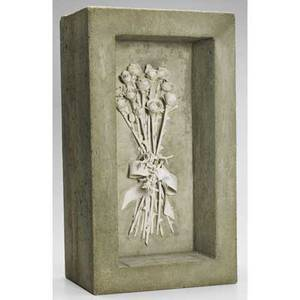 Susan wechsler porcelain and concrete sculpture in memory 1979 provenance collection of derek mason and daniel jacobs virginia 22 x 12 12 x 8
