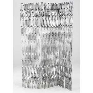 Miguel saguaro cast aluminum threepanel room screen each panel 78 x 18 12