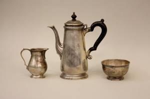 Tiffany  Co Sterling Silver Coffee Set