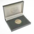 1986 saudi arabia gold coin commemorating the coronation of king fahad bin abdul aziz al saud 50197g 917 fineness proof cond