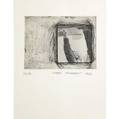 James rosenquist american b 1933 certificate 1962 etching on paper signed dated and numbered 5260 4 12 x 6 plate 10 x 7 12 sheet provenance private collection