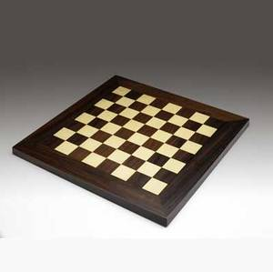 George nakashima rare chessboard in dark rosewood with holly insets 1979 accompanied by original signed and dated pencil sketch very possibly the only one ever built by nakashima from the origina