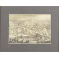 Hermann schaefer german 18151884 tyrolean festivities pencil on paper framed ca 1850 provenance private collection philadelphia signed 6 12 x 9 sight