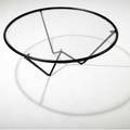 Jacques adnet circular coffee table en suite with preceding 18 x 43 14