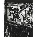 Richard diebenkorn american 19221993 window 1990 etching and aquatint framed signed dated and numbered 835 16 38 x 13 12 sheet 8 14 x 6 38 image publisher crown point pre