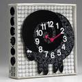 George nelson howard miller rare zootimer clock in original box 1965 howard miller clock co 2321 11 x 10 34