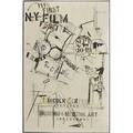 Larry rivers american 19232002 offset lithograph exhibition poster first new york film festival 1963 framed signed dated and numbered 144250 46 x 30