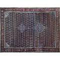 Northwest persian roomsize rug ca 1930 112 x 163