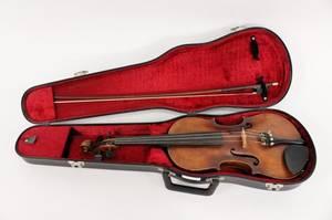 John Baptiste Schweitzer 19th Century Violin