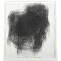 Rebecca purdum american b 1959 two works of art untitled 3 and 4 1989 graphite on paper framed separately signed and dated 11 12 x 10 and 11 12 x 10 12 provenance jack tilton ga