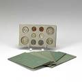 1951 uncirculated coin sets two complete sets in original cardboard
