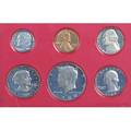 United states mint proof sets almost two complete sets from 19682008 missing two each 1986 one each 1993 1995 1996 1997 2007 2008 81 sets