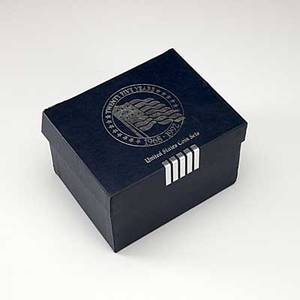 United states commemorative coins and sets approx forty sets include 1994 us veterans silver dollar three coin set 2008 bald eagle 1988 olympic approx 45 ot